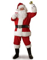 Legacy Santa Suit Adult XL Costume - XL