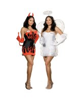 Miss Hellen Back Adult Plus Costume