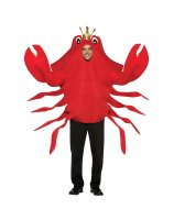 King Crab Adult Costume - One-Size