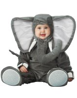 Lil' Elephant Elite Collection Infant - Toddler Costume