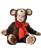 Lil' Teddy Bear Elite Collection Infant - Toddler Costume