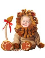 Lil' Lion Elite Collection Infant - Toddler Costume