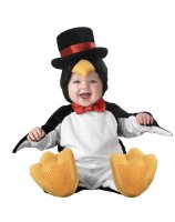 Lil' Penguin Elite Collection Infant - Toddler Costume