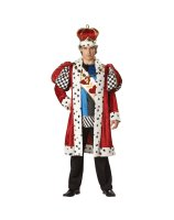 King of Hearts Elite Collection Adult Costume