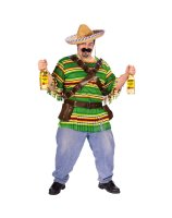 Tequila Pop N' Dude Adult Plus Costume - Plus