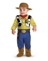Disney Toy Story - Woody Infant Costume - 0-6 Months