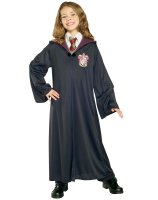 Harry Potter Gryffindor Robe Child Costume - Large