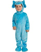 Blue's Clues - Blue Plush Romper Toddler - Child Costume