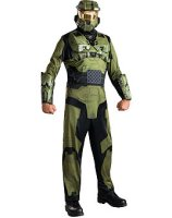 Halo 3 Master Chief Adult Costume - X-Small