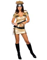 Reno 911 Deputy Johnson Adult Costume