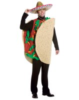 Taco Adult Costume - One-Size