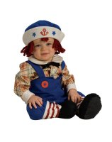 Yarn Babies Ragamuffin Sailor Infant - Toddler Costume
