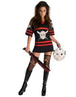 Sexy Ms. Voorhees Adult Costume - Small