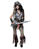 Ship Wreck Sally Adult Costume
