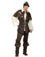 Robin Hood Designer Collection Adult Costume - Large (46-48)