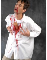 Drac Shirt Adult Costume
