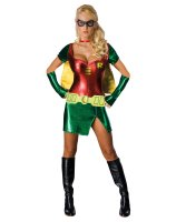 Sexy Robin Adult Costume - Small