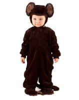 Plush Monkey Newborn - Infant Costume