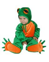 Little Frog Toddler - Child Costume - Small