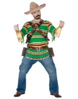 Tequila Pop 'N' Dude Adult Costume - Standard