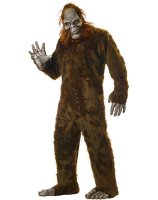 Big Foot Adult Costume - Standard One-Size