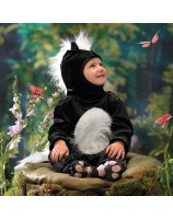 Skunk Infant - Toddler Costume