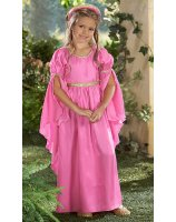 Fairy Tale Renaissance Maiden Child Costume
