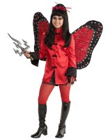 Ninja Butterfly Teen Costume