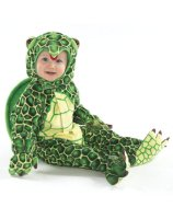 Turtle Infant - Toddler Costume - Infant (18-24 Months)