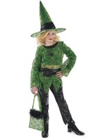 Fashion Witch Child Costume - Medium (7/8)