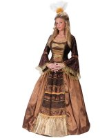 Baroness Adult Costume - Small-Medium