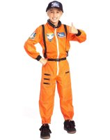 Astronaut Child Costume - Medium (8-10)