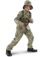 Delta Force Army Ranger Child Costume - Medium (8-10)
