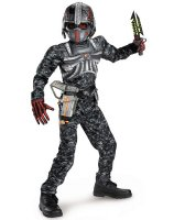 Recon Commando Child Costume - Medium (7-8)