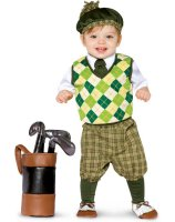 Future Golfer Infant - Toddler Costume