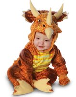Triceratops Infant - Toddler Costume - 4-6