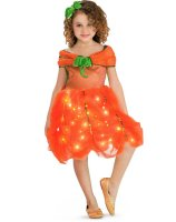 Pumpkin Princess Child Costume