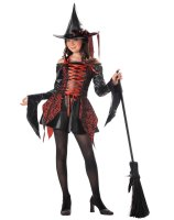 Abracadabra Witch Child Costume