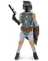 Star Wars: Boba Fett Child Costume - Large (12-14)
