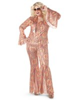 Disco-licious Dancer Adult Plus Costume - Plus (16-22)