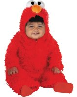 Elmo Plush Deluxe Infant Costume - Infant (12-18 months)
