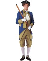 American Revolutionary Adult Costume