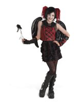 Goth Fairy Teen Costume - 3-5