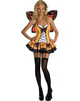 Fantasy Butterfly Adult Costume - Medium