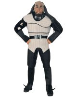 Star Trek Next Generation Klingon Male Deluxe Adult Costume
