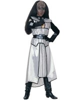 Star Trek Next Generation Klingon Female Deluxe Adult Costume