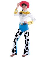 Disney Toy Story 2 Jessie Adult Costume - Medium (8-10)