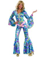 70's Disco Mama Adult Costume - X-Small/Small