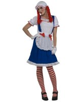 Rag Doll Adult Costume - Standard