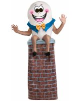 Humpty Dumpty Adult Costume